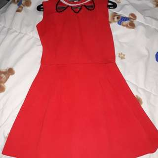 Dress red 001