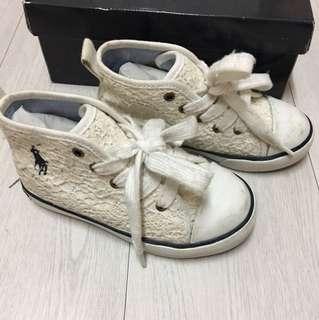 Ralph Lauren lace shose size Eur 25