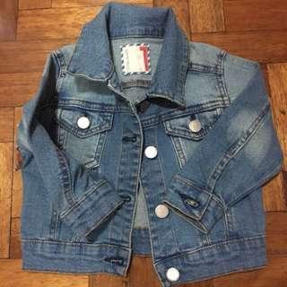 Cotton On Kids denim jacket