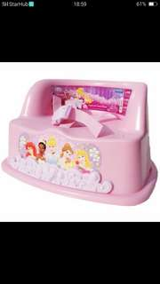 The First Years Princess Simple And Secure Booster Seat (Preloved)