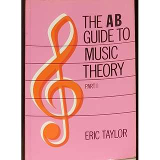 The AB Guide to Music Theory (Part I)