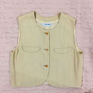 Original Armani Vest