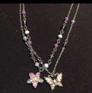 情人節禮物 - Anna Sui necklaces