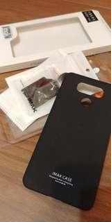 全新LG G6 imak case 黑色 磨沙