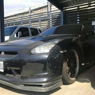 2009年 日產 GT-R