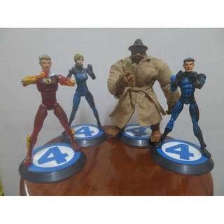 Marvel Legends Fantastic Four (2005)