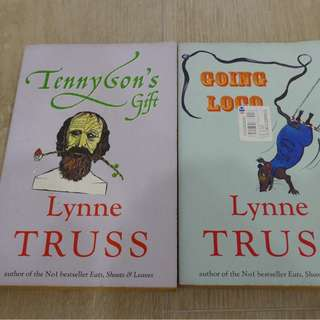 Lynne Truss - Two Books