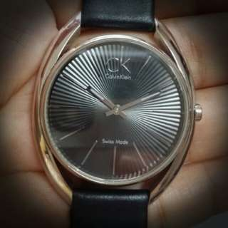 AUTHENTIC CALVIN KLEIN WOMAN WATCH