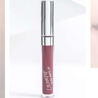 Colourpop Ultra Matte Lip (NOTION)