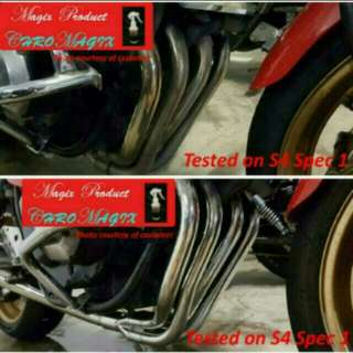 Magix Product for Shiny Exhaust Pipe & Header