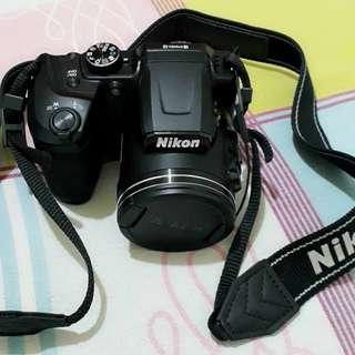 Nikkon coolpix b500
