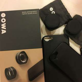 Oowa Lenses - Pro Kit for iPhone 6/6S and 6Plus/6S Plus