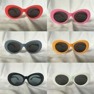 Kacamata ( Sunglasses Frame Kurt Cobain
