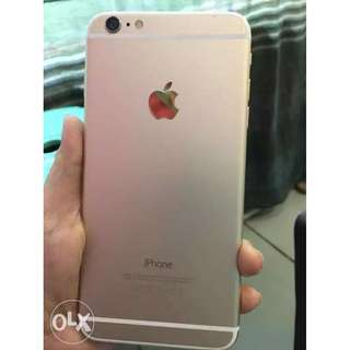 Iphone 6plus 16gb gold gpplte