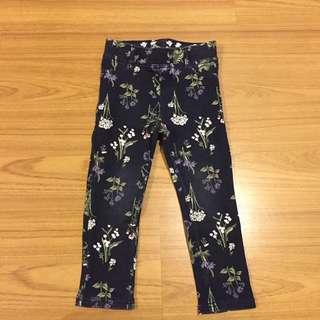 H&M girls jeans