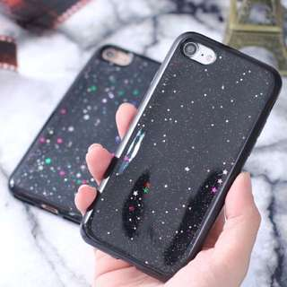 Galaxy Softcase Silicon Tebal Iphone 5, 5s, SE (Promo)