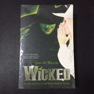 Books - Wicked