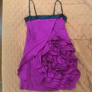 Stella mccartney dress with ruffles