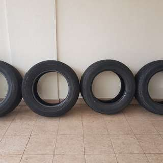 265 60 r18 SUV tires tyres