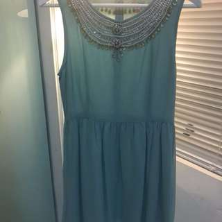 Luxe Dress ori UK with embellished