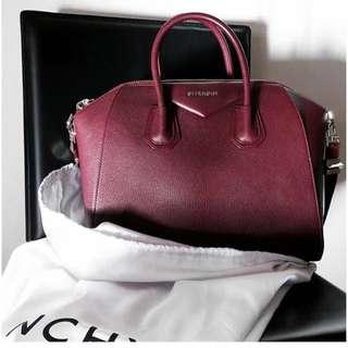 Price Reduced!! Givenchy medium antigona in excellent condition