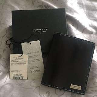 Burberry Black Label Wallet 銀包