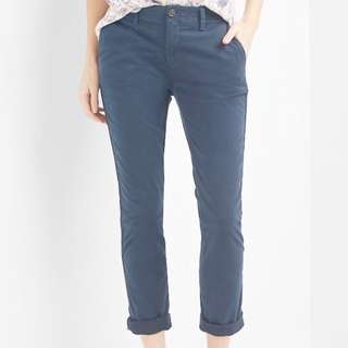 OLD NAVY Blue Chino Pants