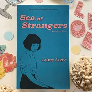 New Lang Leav Sea of Strangers #MidJan55