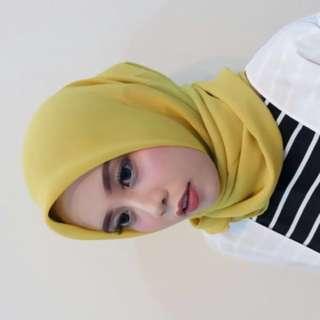 Daily hijab
