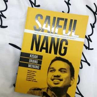 Saiful Nang - Kisah Orang Menang (2015)