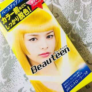 ✨ Bleach Hair Color Beauteen ✨