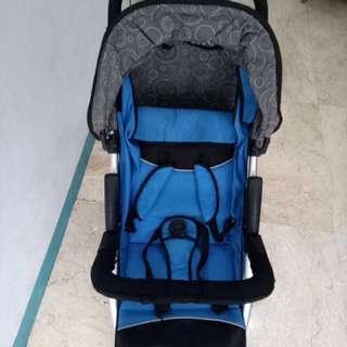 Baby Chloe stroller