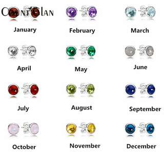 Pandora Birthstone Earrings