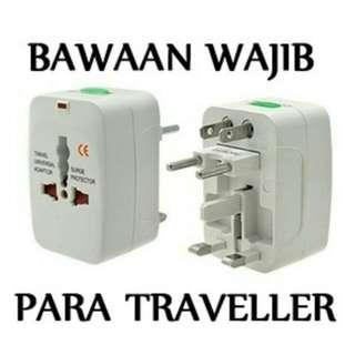 Universal Travel Adaptor