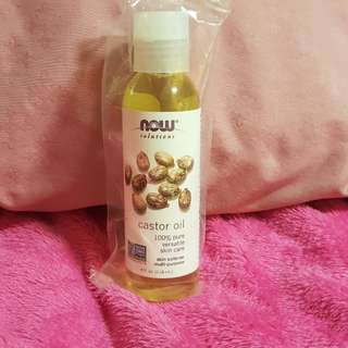 Now Solutions Castor Oil (118ml)
