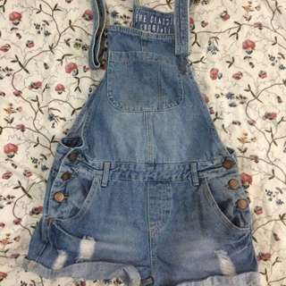 Cotton On Overalls (Shorts)