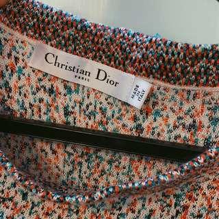 Dior 針織上衣