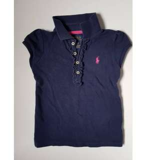 POLO Ralph Lauren shirt Girls (Genuine) 3yrs