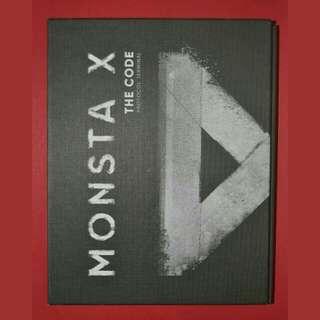 Monsta X - The code album