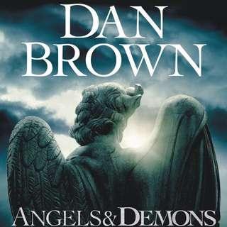 Dan Brown Angels & Demons