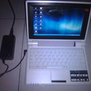 Notebook Quantel NC-8X
