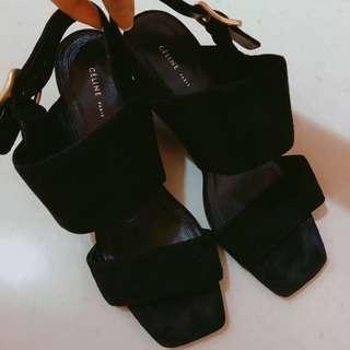 Céline 氣質高跟鞋