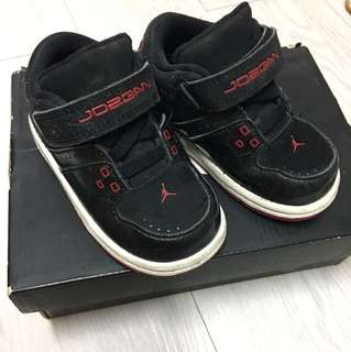 Air Jordan baby shose size 5