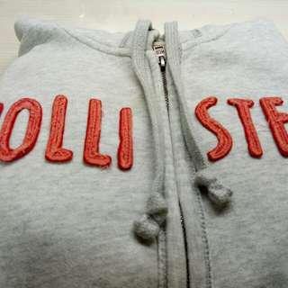 正版Hollister連帽外套