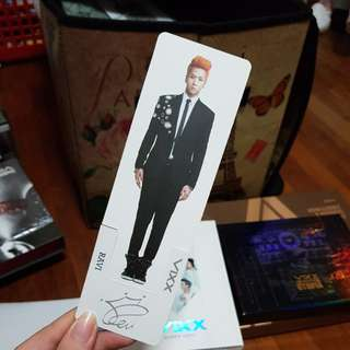VIXX ON & ON RAVI BOOKMARK