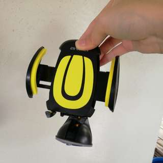 Awei Car Phone Holder with suction cup