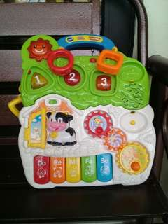 V tech music learning playstation