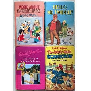 10 Enid Blyton Hardcover Story Books