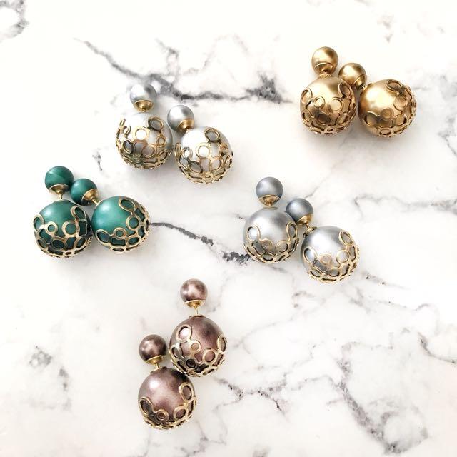201 earrings