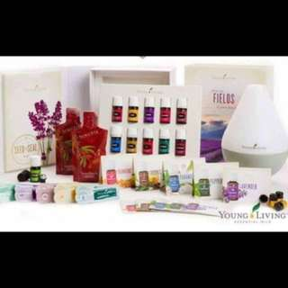 Young Living Premier Starter Kit 精油高級入門版